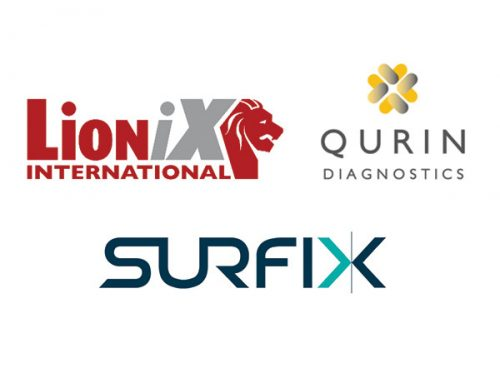 A LEADING DUTCH ALLIANCE IN BIOCHIP DEVELOPMENT: QURIN DIAGNOSTICS AND LIONIX INTERNATIONAL ACQUIRE SURFIX